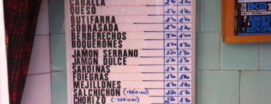 Merendero minyones is one of Bocatas en Palma.