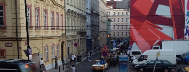 Hostel Downtown is one of Hostels Prague.