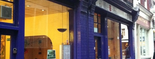EC1 Noodle Express is one of Legit Asian Places in London.