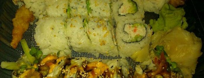 Domo Sushi is one of Lieux sauvegardés par Henry.