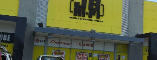 JB Hi-Fi is one of Lugares favoritos de Meidy.