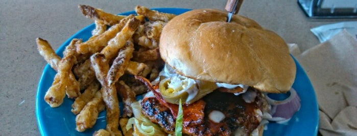 Your Mom's Burger Bar is one of 2013 Austin Chronicle First Plates Awards.
