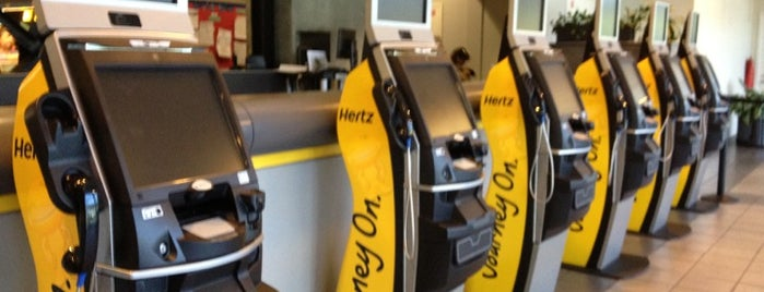 Hertz is one of Lugares favoritos de Alberto J S.