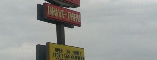 McDonald's is one of Posti che sono piaciuti a Tracey.