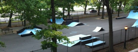 Riverside Skate Park is one of New York.