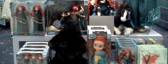 Disney store is one of Denver Trip Indoor Ideas.
