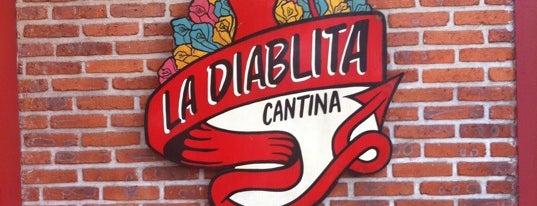 La Diablita is one of antros y bares.