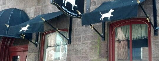 White Dog Cafe is one of Penn Hotspots.