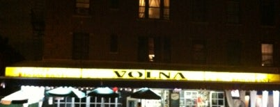 Volna Café is one of Lugares favoritos de Jon.