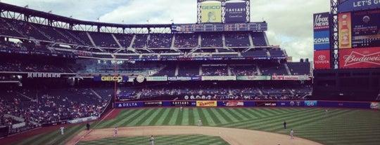 Citi Field is one of MLB Baseball Stadiums.