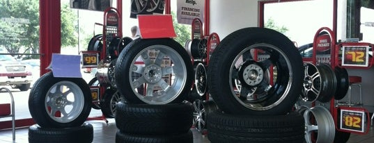 Discount Tire is one of Lugares favoritos de G.
