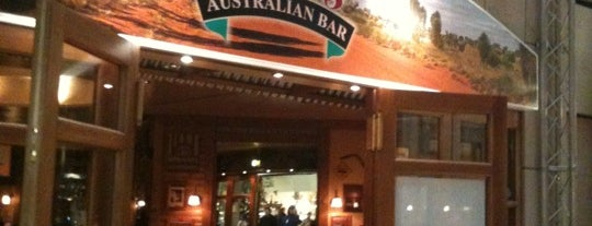 Yours Australian Bar is one of Barometer Frankfurt 2014 - Teil 1.
