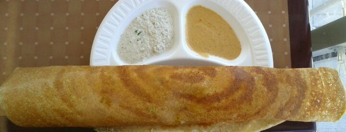 Sri Ganesh's Dosa House is one of Posti salvati di Lizzie.