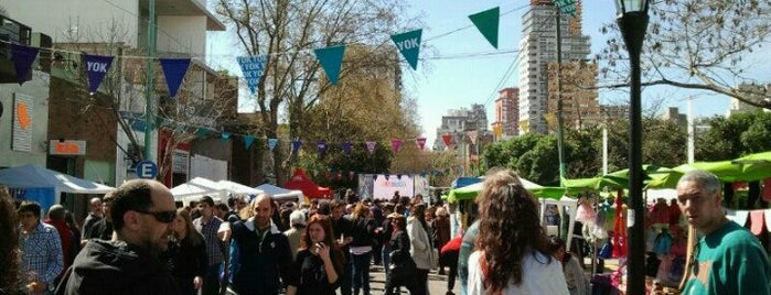 Plaza Inmigrantes de Armenia is one of BsAs.