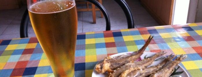 El Capritxo is one of Caña y Tapa en Barcelona.....