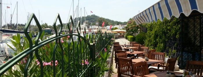 Creperie Cafe Bistro is one of Bodrum.