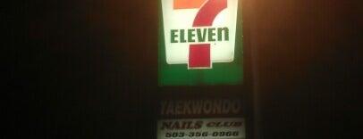 7-Eleven is one of Orte, die Jennifer gefallen.
