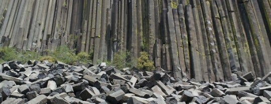 Devil's Postpile National Monument is one of Yosemite & Mammoth.