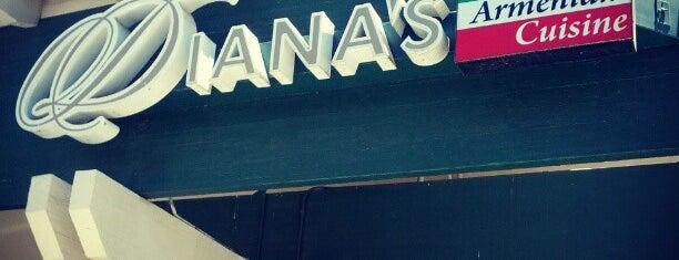 Diana's Mediteranean / Fine Persian Cuisine is one of Lieux qui ont plu à Ben.
