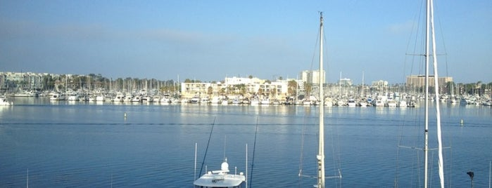 Marina del Rey Harbor is one of USA Trip 2013 - The West.