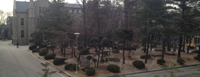 고려대학교 신법관 is one of Locais curtidos por Kyusang.