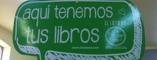 Librería El Sótano is one of Librerías.