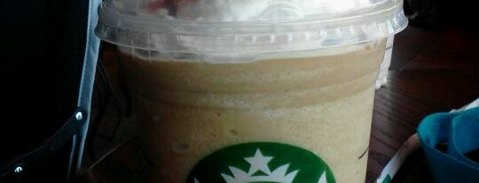 Starbucks is one of Salma's Liked Places.
