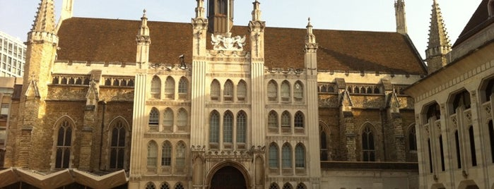 Guildhall is one of Europe 2014.