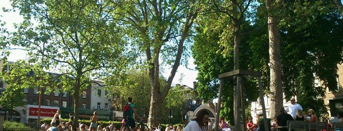 Islington Green is one of Posti che sono piaciuti a Paul.