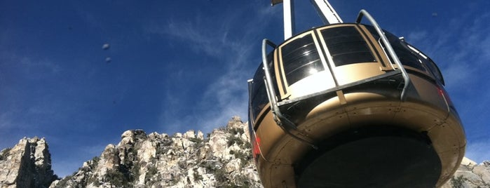 Palm Springs Aerial Tramway is one of À faire à Palm Springs.