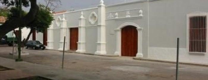Ruinas del Convento de San Francisco is one of Sitios Históricos y Culturales de Cumaná.