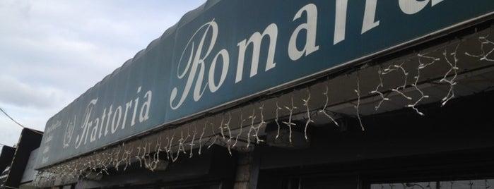 Trattoria Romana is one of Edward 님이 좋아한 장소.