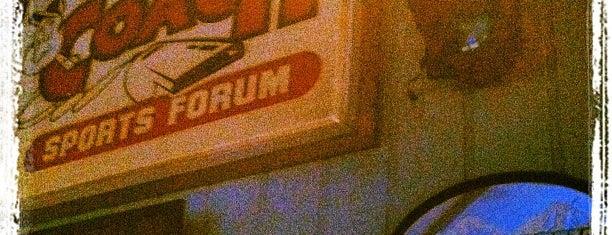 The Coach Sports Bar is one of Romina : понравившиеся места.