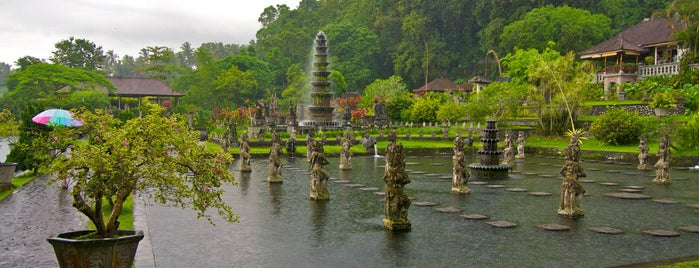 Tirta Gangga Water Palace is one of Marvellous Bali.