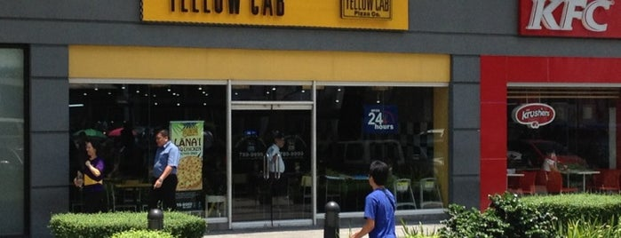 Yellow Cab Pizza Co. is one of pizza places of world 2.