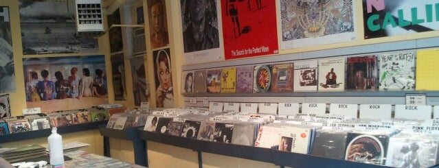 Deep Groove Records is one of Record Stores.