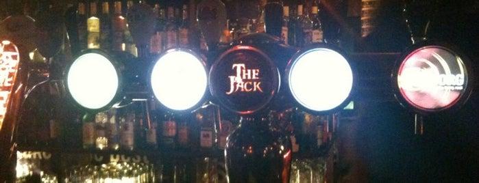 The Jack is one of Locais curtidos por Bryan.