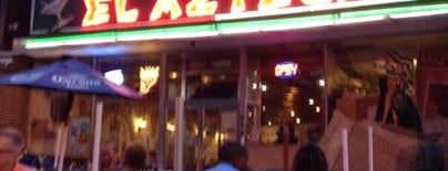 El Azteca is one of Atl.