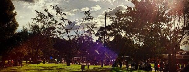 Parque Ciudad Montes is one of Bogotá.