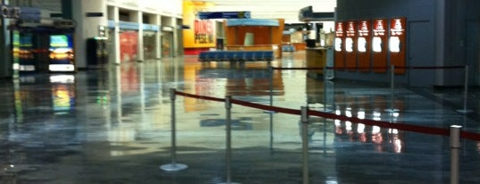 Международный аэропорт Монтеррей (MTY) is one of Flyin' Around the Globe.