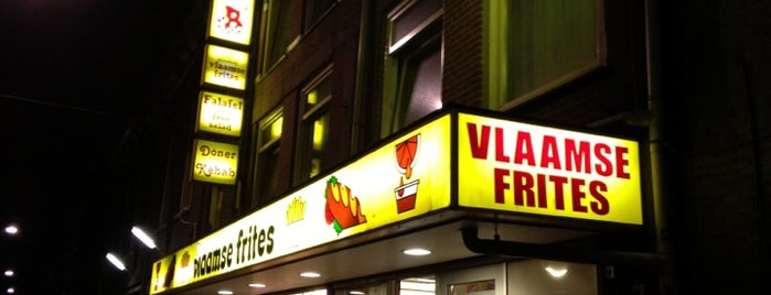 Vlaamse Frites is one of Amsterdam.