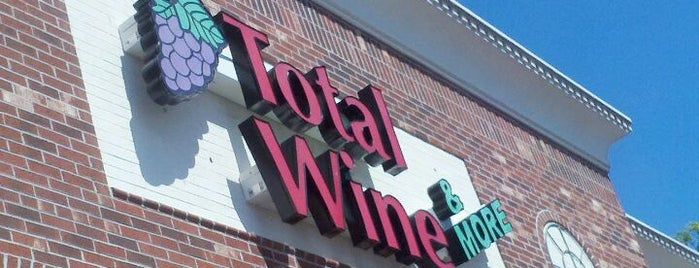 Total Wine & More is one of Greensboro, NC.