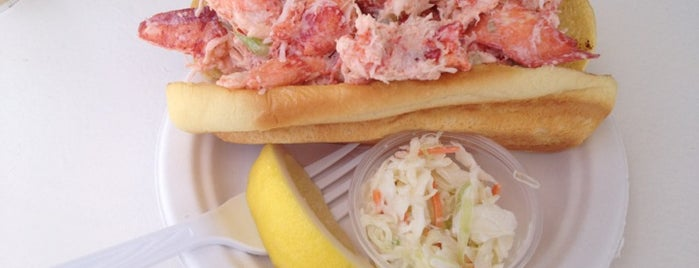 The Clam Bar is one of Ultimate Summertime Lobster Rolls.