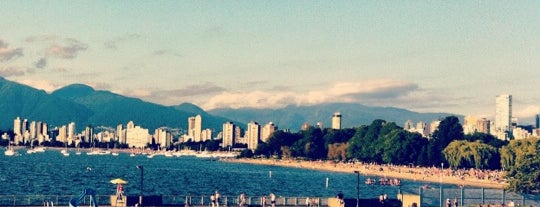 Kitsilano Public Pool is one of Vancouverite - Best Places In and Around Vancouver.