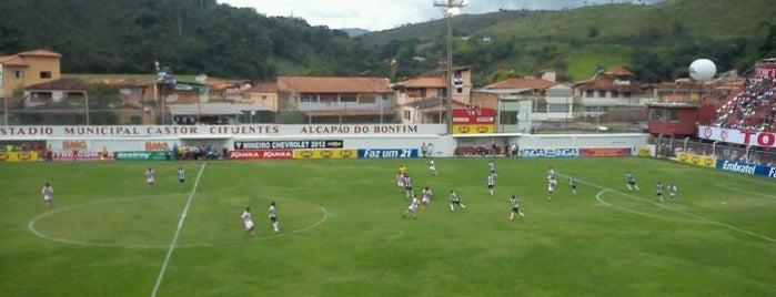 Estádio Municipal Castor Cifuentes (Alçapão do Bonfim) is one of Sporting Venues~Part 2....