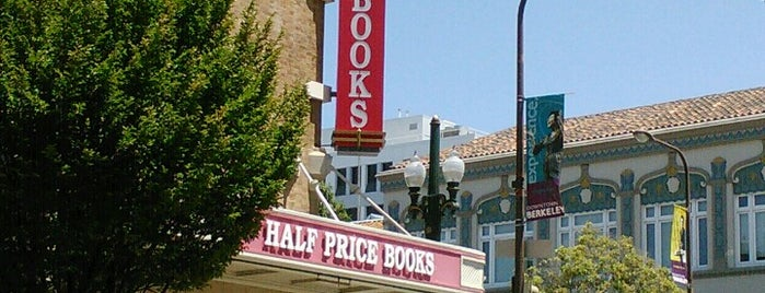 Half Price Books is one of Indie Books.