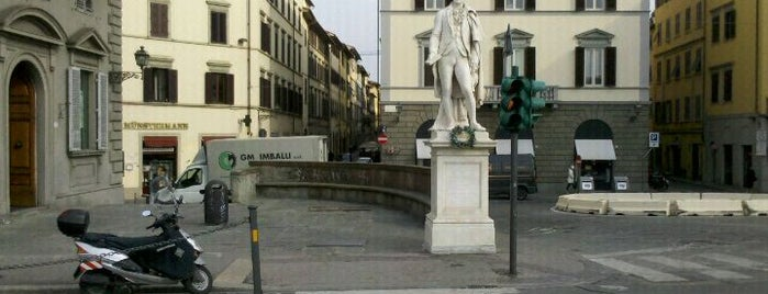Piazza Carlo Goldoni is one of Firenze (Florence).