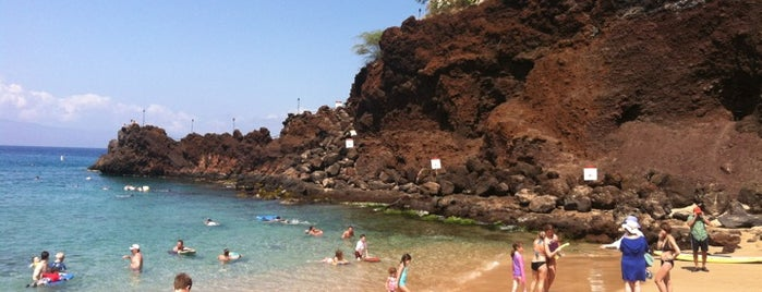 Black Rock is one of Maui TODO.