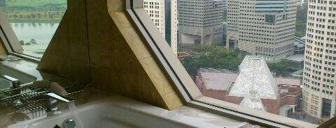 The Ritz-Carlton, Millenia Singapore is one of Singapore.