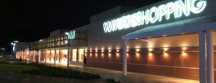 Via Verde Shopping is one of Shoppings Norte Brasil.